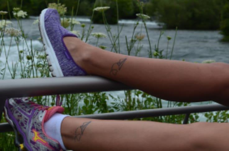 Inspiração: Tatuagem de viagem