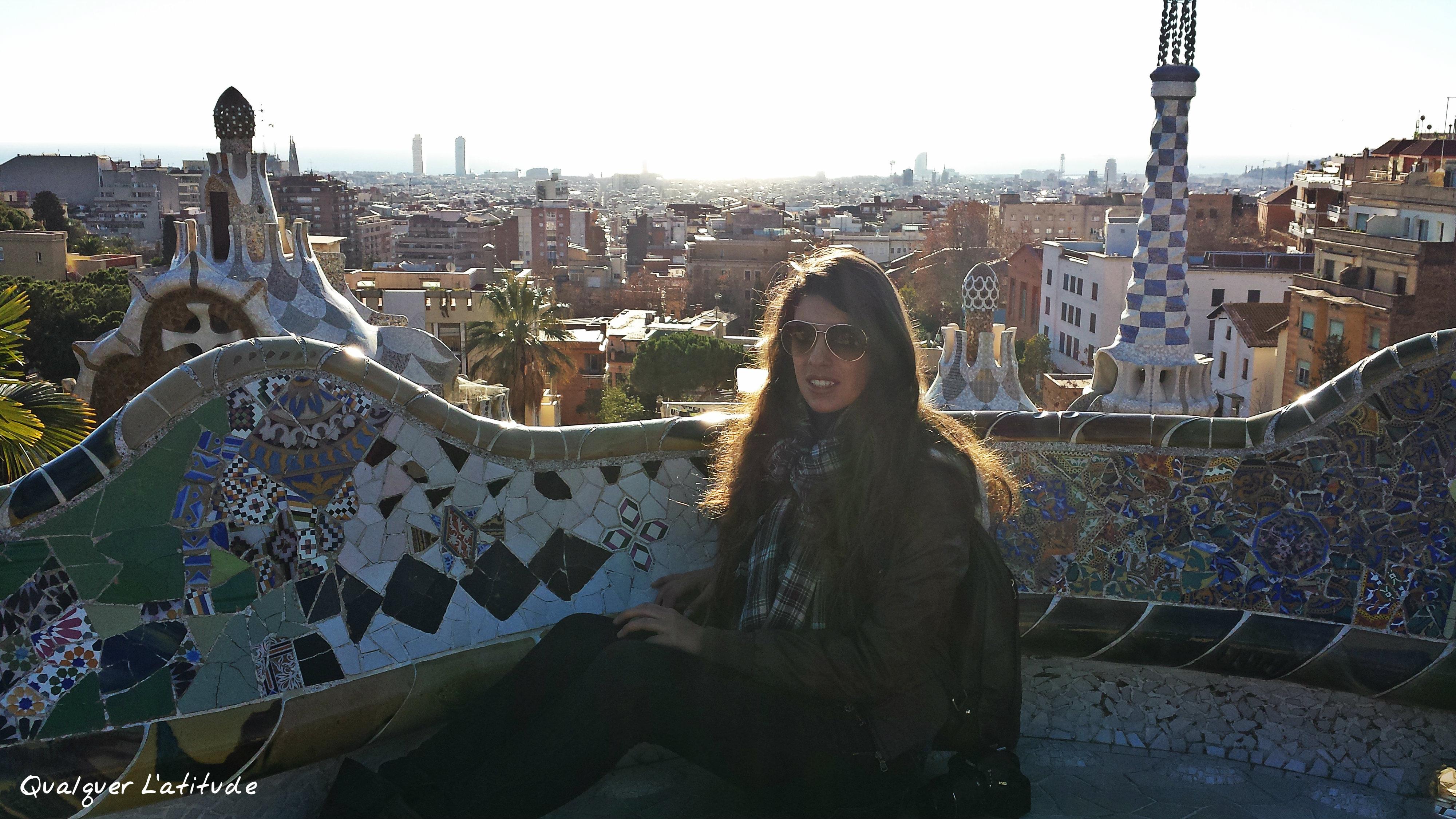 Parque do Guell.- Barcelona