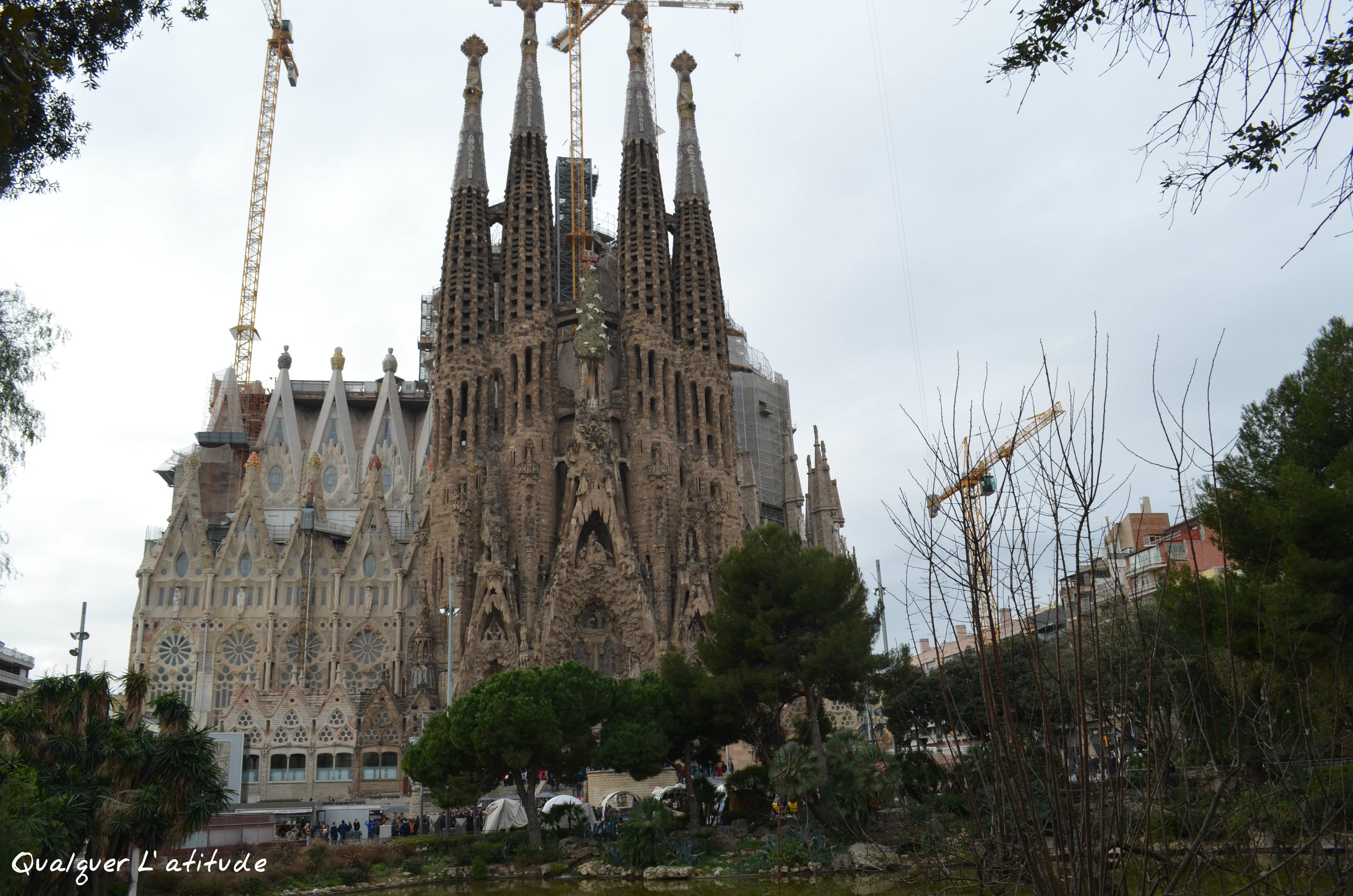 Barcelona sem gastar muito