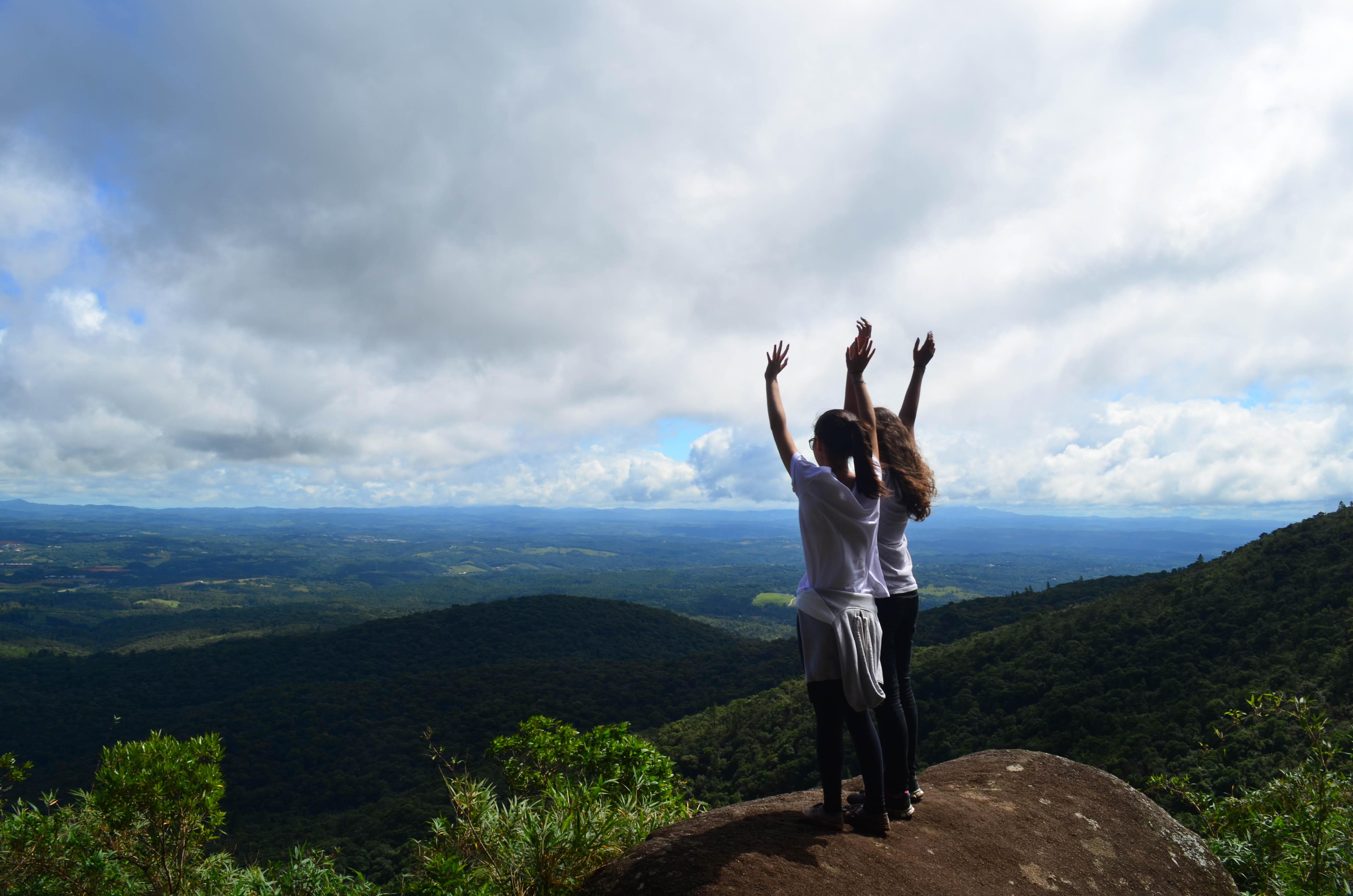 Brasil: Ecoturismo em Curitiba