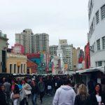 Curitiba: Do outro lado da barraquinha