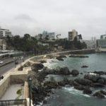 Um dia em Valparaíso e Viña del Mar, Chile