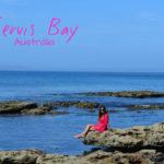 Jevis Bay Austrália- Post fotográfico