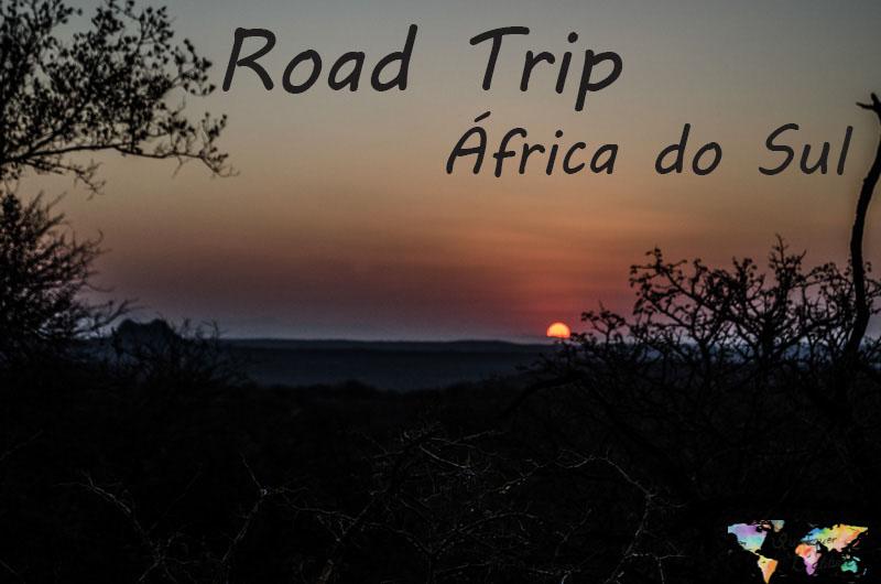 Road Trip África do Sul: De Cape Town para Joanesburgo