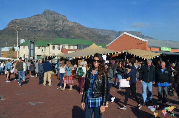 Final de semana em Cape Town