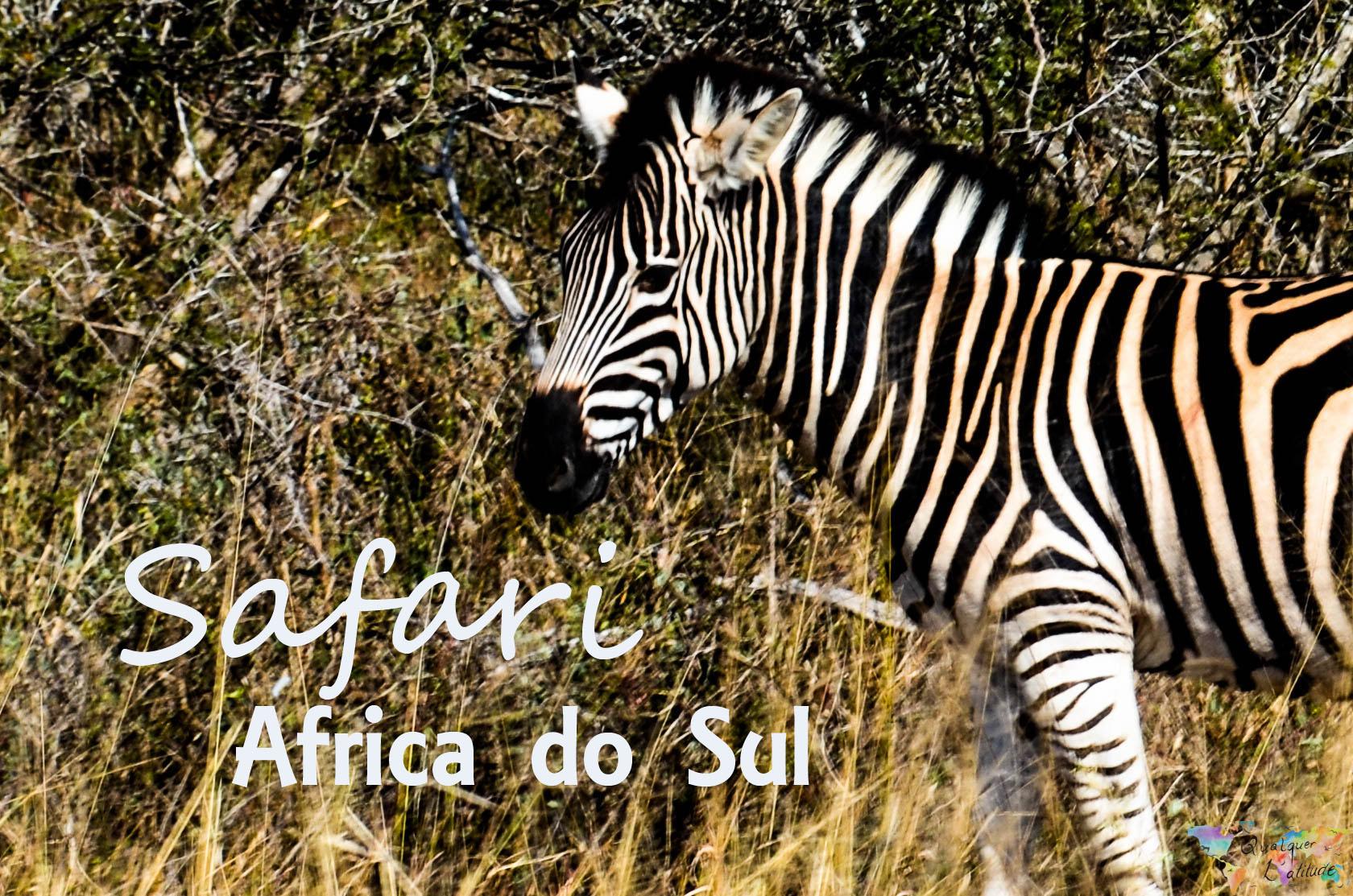 Como Funcionam os Safaris na África do Sul