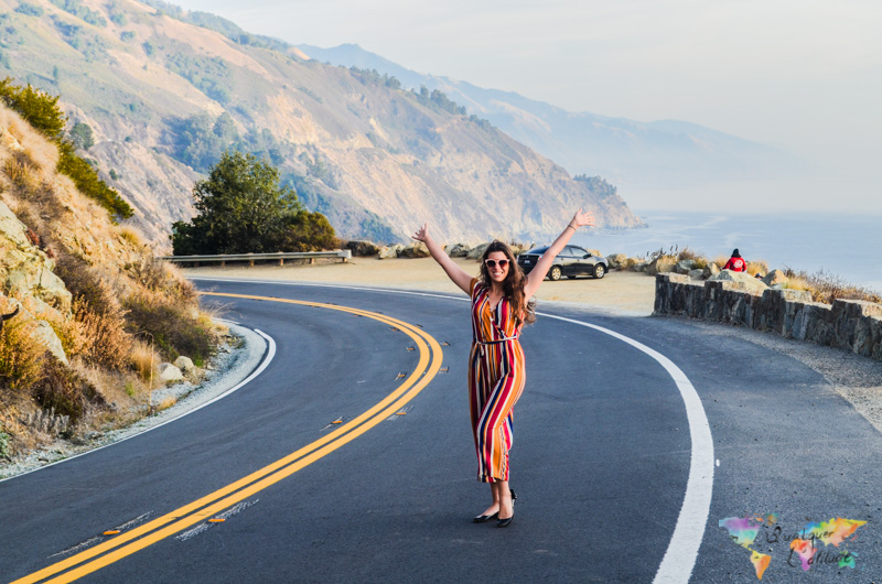Road Trip- Highway 1 Carmel, Montery e Big Sur